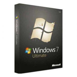 Windows 7 Ultimate SP 1 PC