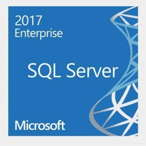 SQL Server 2017 Enterprise 64 bit Edition