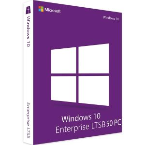 Windows 10 Enterprise LTSB 2016 50 PC