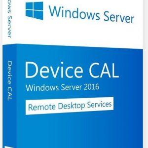 Windows Server 2016 RDS – 50 Device CAL