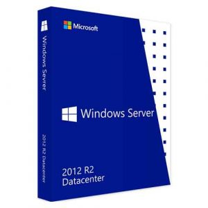 Microsoft Windows Server 2012 R2 Datacenter 64-Bit