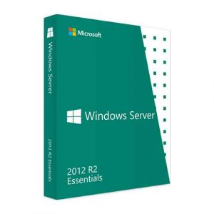Microsoft Windows Server 2012 R2 Essentials 64-bit
